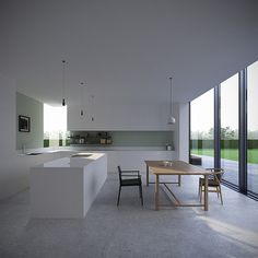 A beautifully re-designed house by Architecture 53seven situated in Naas, County Kildare, Ireland. Each image is illuminated by Peter Guthrie's HDR set. Link below! Sunny 1725