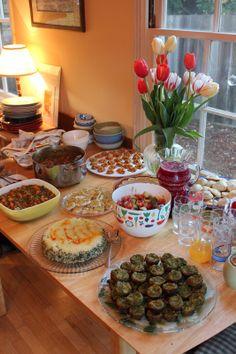 Happy VEGAN NoRooz! Happy Spring, Happy Persian New Year