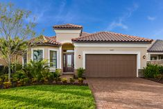 Move-in ready #homes are available now at Esplanade at Hacienda Lakes in #Naples… Call 866-495-6006 for more information!  #curbappeal #moveinready #househunting