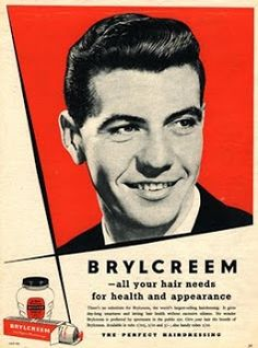 Reproduction Vintage Advertising Poster Brylcreem Size x Size x Size x Digitally Printed on Paper using fully solvent inks Other sizes available on request Retro Ads, Vintage Advertisements, Vintage Ads, Vintage Posters, Vintage Labels, Boy Hairstyles, Vintage Hairstyles, 1940s Mens Hairstyles, Hair Tonic