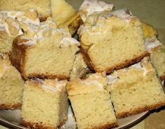 Dietetyczne ciasto drożdżowe na maślance, z serem i posypką Cornbread, Ethnic Recipes, Food, Millet Bread, Meal, Essen, Hoods, Corn Bread, Meals