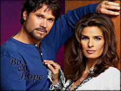 days on our lives | Bo & Hope ☆ - Days of Our Lives Wallpaper (32884721) - Fanpop ...