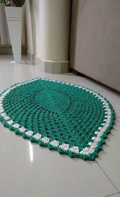 Crochet Table Mat, Crochet Mat, Crochet Carpet, Crochet Shoes, Crochet Round, Lace Doilies, Crochet Doilies, Handmade Rugs, Handmade Crafts