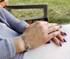 Bransoletka srebrna Skrzydła dostępna w sklepie SILVERIS.PL Silver Rings, Jewelry, Fashion, Moda, Jewlery, Jewerly, Fashion Styles, Schmuck, Jewels