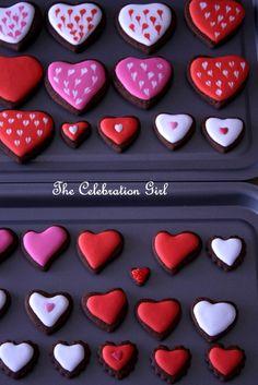 #Cute #Heart #Cookies