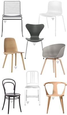8 dining chairs to like - Stylizimo blog