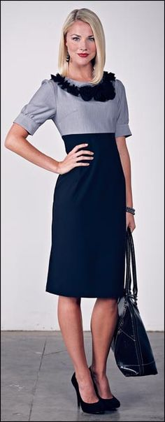 Mikarose is a clothing company that specializes in modest, elegant and fashionable dresses.