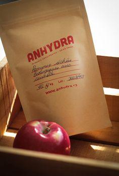 Pommes séchées biologiques avec cannelle ANHYDRA