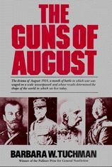 The Guns of August: It sends me chills every time and it has one of the best first paragraphs ever.