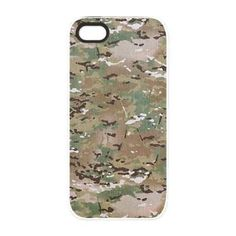 MultiCam camouflage US iPhone 5 Tough Case. Link: http://www.cafepress.com/scifinow.906771123