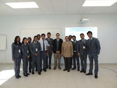 Tour to CETYS University Mexico