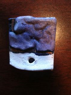 Sarah Zehr Purple Crystal Glaze Cone 5 Ox Lithium 5g Talc 20g Bone Ash 15g Frit 3110 Silica 25g Kentucky Ball Clay 25g Cobalt Carb. 10g Apply very thick