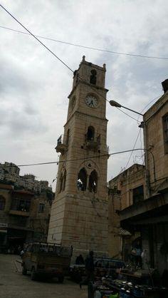 Nablus Old City, West Bank Palestine