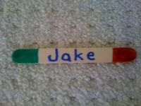 You write students' names on jumbo craft sticks and keep them in a can.  Color one end of the stick green and one end red.  After they have had a turn put the green end down and the red end up.  When all the sticks are red on top you can flip them over and start again.