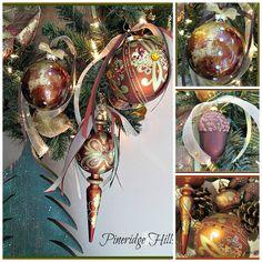 Collage ornament