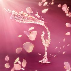 Fake Graphics, Advertiser: Alko, Campaign: Rose  Shampagne, Year: 2011, Agency: SEK  Grey, Production: Fake Graphics