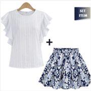 波浪花采短裙套裝 Very stylish Asian fashion Asian Fashion, Top Sales, Stylish, Skirts, Tops, Skirt Outfits, Skirt