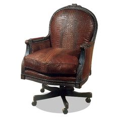 Old Hickory Tannery Adjustable Office Chair Old Hickory Tannery Sale Hickory Park Furniture Galleries Parks Furniture, Home Office Furniture, Tuscan Furniture, Vintage Furniture, Old Hickory Tannery, Adjustable Office Chair, Head Boards, Executive Chair, Kitchen Items
