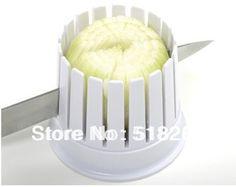 Unconstrained spot shipping Ductile Larder Onion Blossom Maker Onion Slicer Cutter Blossom Maker Larder Apparatus as seen on TV