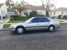 1991 Honda Accord EX. Third car I owned.