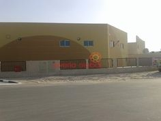 Commercial warehouse with 8 Meter height for lease in DIP Dubai Investment Park