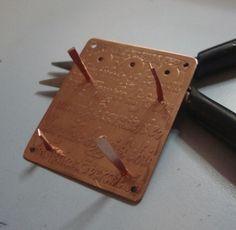 soldering prongs by shari