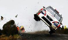 Ford Focus WRC A. Mikkelsen RAC Rally