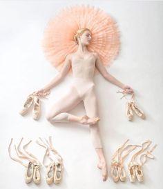 Ballerina via bezuglov