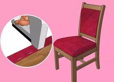 Pasos para tapizar sillas y sillones como si fueras un profesional #DecoTips