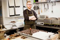 Paul A. Young, Master British Chocolatier