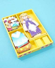 Melissa & Doug® Wooden Magnetic Dress-Up Sets | LTD Commodities