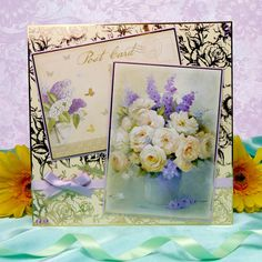 Radiant Roses Page 2 | Hunkydory Crafts