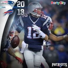 #Patriots win! 10-0 #BUFvsNE