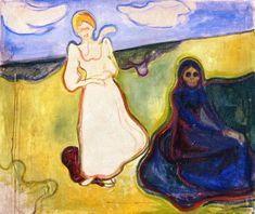 ART & ARTISTS: Edvard Munch – part 9