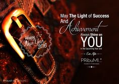 Happy New Year 2016 Proud as PRibuMI...®