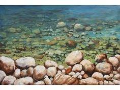Αποτέλεσμα εικόνας για πινακες ζωγραφικης με θαλασσινα τοπια