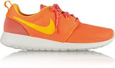 Nike Roshe Run mesh sneakers