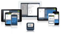 Cashr, een online systeem dat kassa's van horecagelegenheden en winkels koppelt aan het backoffice boekhoudsysteem in de cloud van Reeleezee