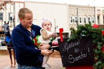 Baby has a letter for Santa! { Other } | Lisa Steltenpohl Photography