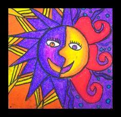 Bri-coco de Lolo: Soleil aztèque