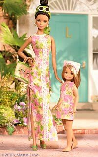 I need--that's right, need--a Lilly Barbie.