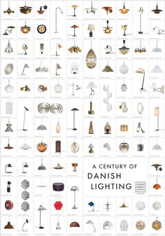 """""""A Century of Danish Lighting"""" by Various Artists - 2010"""