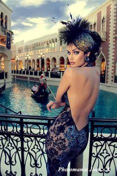 Sexy Dresses in Las Vegas