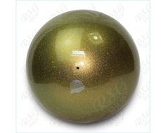 Ball Sasaki M-207AU Gold RSG Wettkampfball 18.5cm FIG Gymnastikball