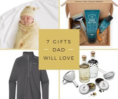 Father's Day Gift Guide! Find a gift Dad will truly love! #fathersday