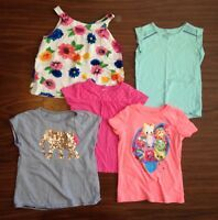 Disney Moana Girls Fringe Tank Top /& French Terry Shorts Set