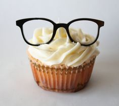 Acrylic Vintage Geek Glasses x6 par ThroughThickandThin sur Etsy, $8.00