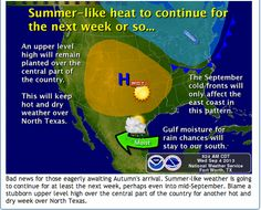 Weather Roundup - Wednesday September 4th - http://www.texasstormchasers.com/2013/09/04/weather-roundup-wednesday-september-4th/