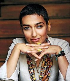 Zainab Salbi, CEO and Founder of Women for Women International