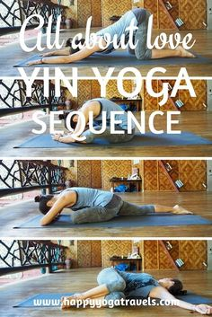 'LOVE YOURSELF' YIN YOGA SEQUENCE + PLAYLIST